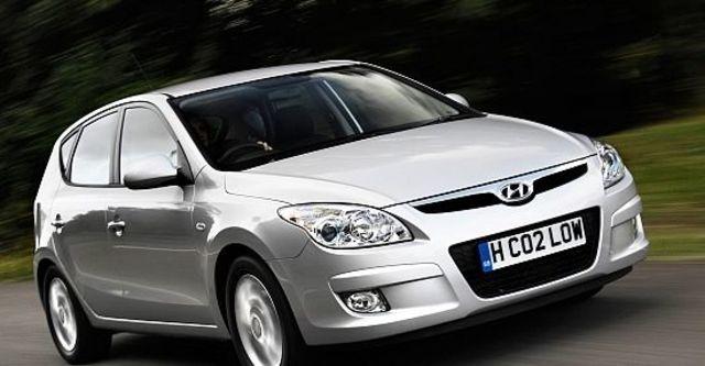 2010 Hyundai i30 豪華型  第2張相片