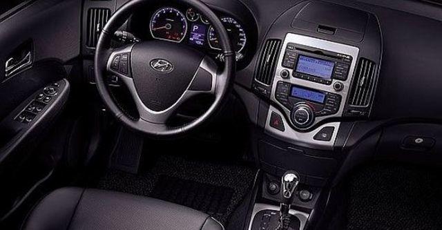 2010 Hyundai i30 CW 旗艦型  第4張相片