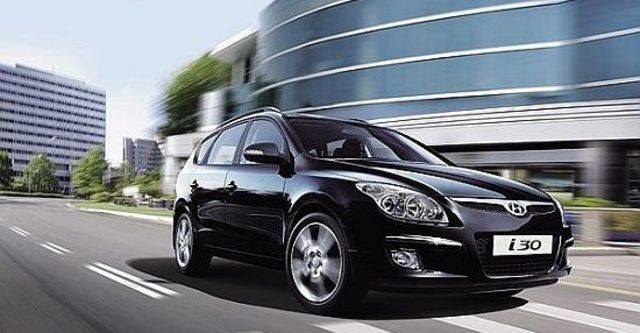 2010 Hyundai i30 CW 經典型  第2張相片