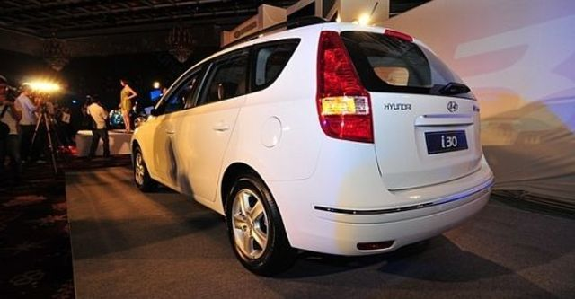 2010 Hyundai i30 CW 豪華型  第3張相片