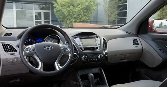 2010 Hyundai ix35 豪華型  第5張相片