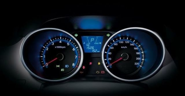 2010 Hyundai ix35 豪華型  第9張相片