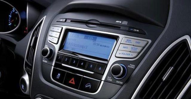 2010 Hyundai ix35 豪華型  第10張相片