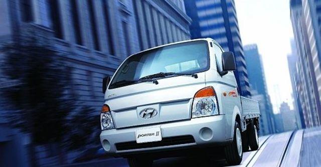 2010 Hyundai Porter 座艙加長型  第2張相片
