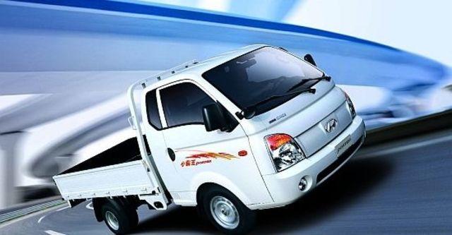 2010 Hyundai Porter 座艙加長型  第4張相片