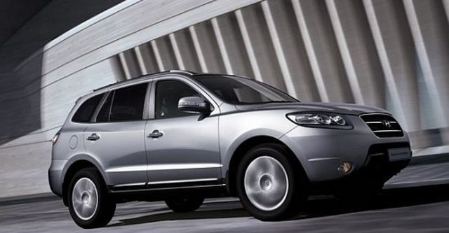 2010 Hyundai Santa Fe 旗艦型七人座  第3張相片