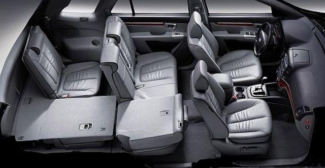 2010 Hyundai Santa Fe 旗艦型七人座  第6張相片