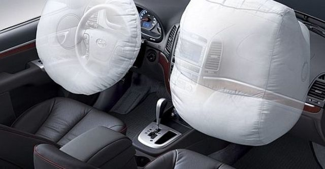 2010 Hyundai Santa Fe 旗艦型五人座  第6張相片