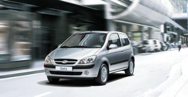 2009 Hyundai Getz 1.4 Cross  第2張相片