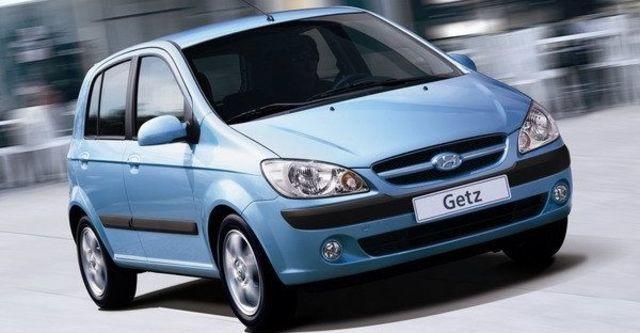 2009 Hyundai Getz 1.4 Cross  第3張相片