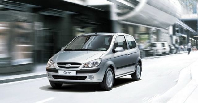 2009 Hyundai Getz 1.4 Junior  第1張相片