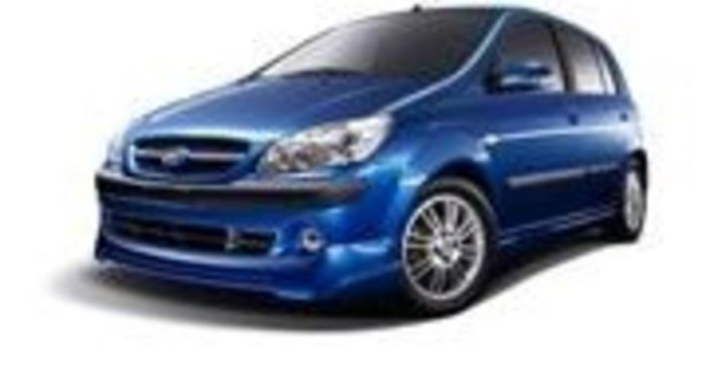 2009 Hyundai Getz 1.4 Recaro  第3張相片