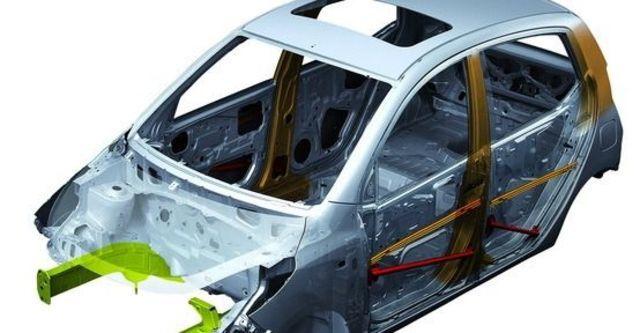2009 Hyundai i10 經典型  第4張相片
