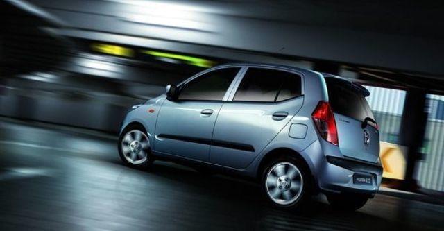 2009 Hyundai i10 經典型  第8張相片