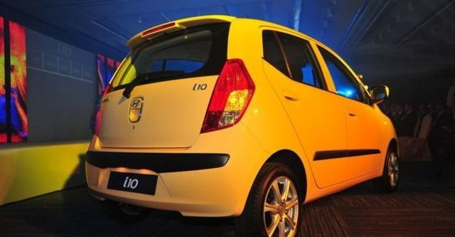 2009 Hyundai i10 經典型  第9張相片