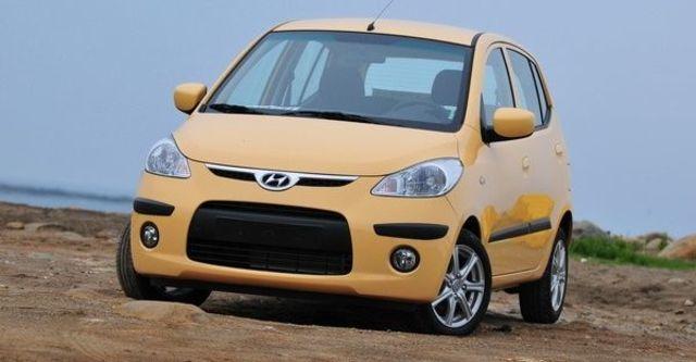 2009 Hyundai i10 豪華型  第1張相片