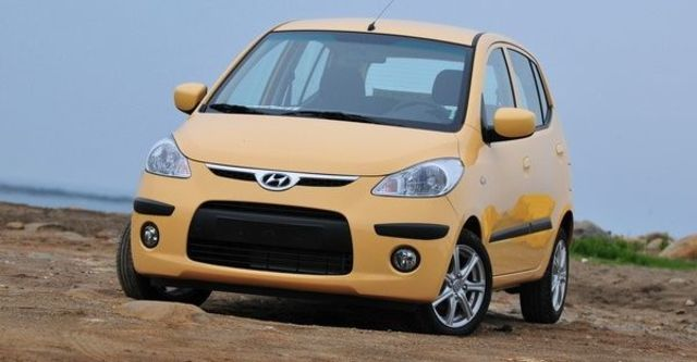 2009 Hyundai i10 豪華型  第2張相片