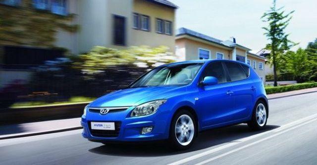 2009 Hyundai i30 1.6 經典型  第2張相片