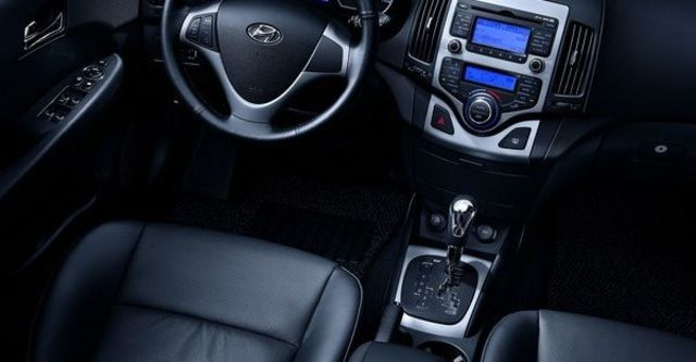 2009 Hyundai i30 1.6 豪華型  第11張相片