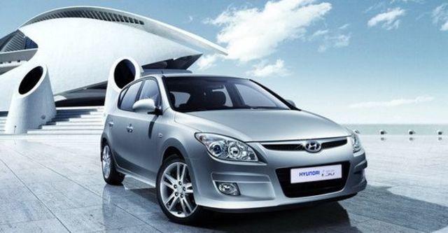 2009 Hyundai i30 1.6 豪華型  第14張相片