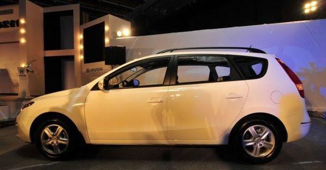 2009 Hyundai i30 CW 1.6 旗艦型  第4張相片