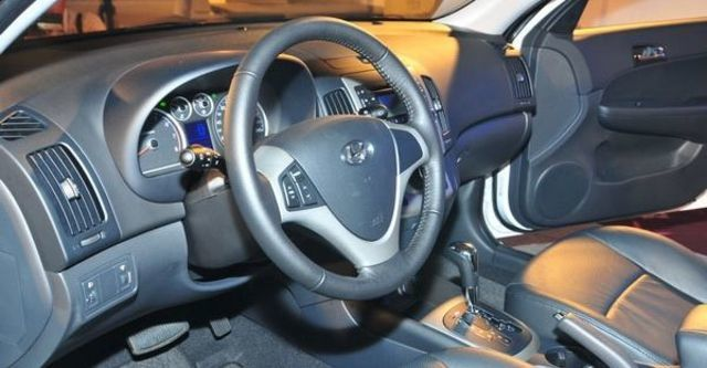 2009 Hyundai i30 CW 1.6 旗艦型  第6張相片