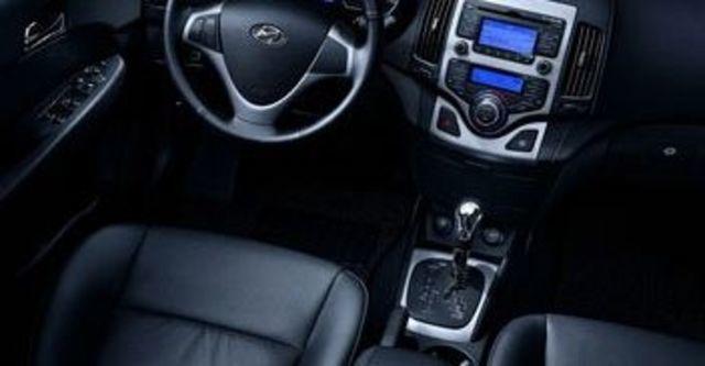 2009 Hyundai i30 CW 1.6 旗艦型  第9張相片