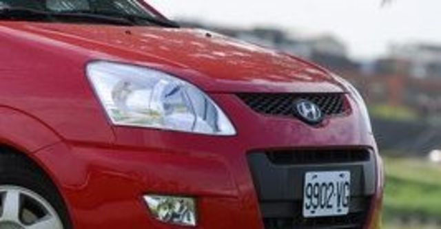 2009 Hyundai Lavita 1.6 GLD-R  第3張相片