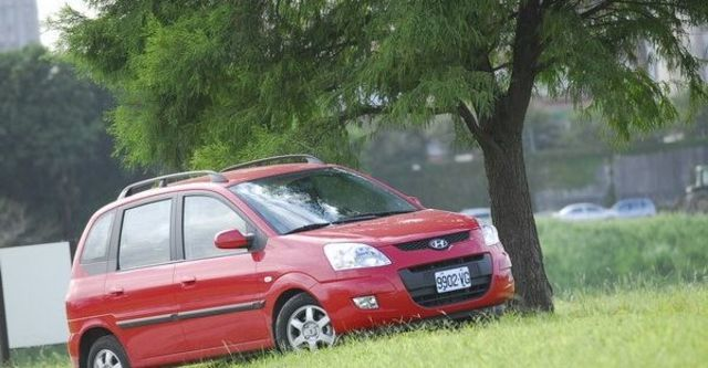 2009 Hyundai Lavita 1.6 GLD-T  第2張相片