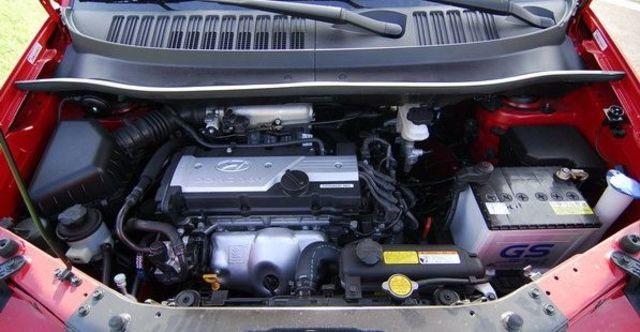 2009 Hyundai Lavita 1.6 GLD-T  第9張相片