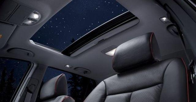 2009 Hyundai Santa Fe 2.2 DSL旗艦七人  第11張相片