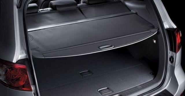 2009 Hyundai Santa Fe 2.2 DSL旗艦七人  第12張相片