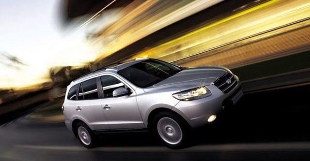 2009 Hyundai Santa Fe 2.2 DSL豪華  第3張相片