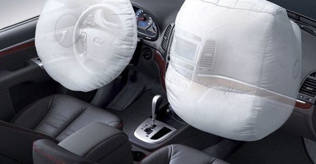 2009 Hyundai Santa Fe 2.2 DSL豪華  第7張相片