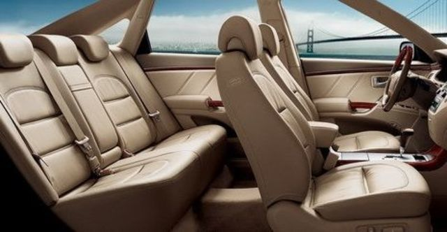 2008 Hyundai Azera 3.3  第5張相片