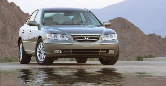 2008 Hyundai Azera 3.3  第7張相片