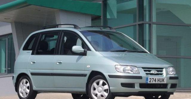 2008 Hyundai Matrix 1.6 GLD  第2張相片