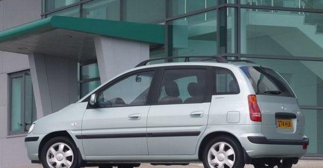 2008 Hyundai Matrix 1.6 GLD  第3張相片