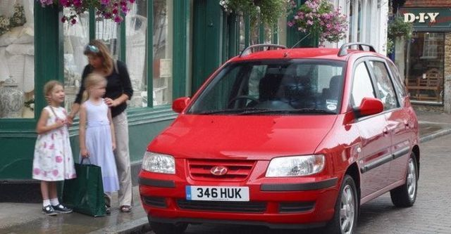 2008 Hyundai Matrix 1.6 GLD  第5張相片