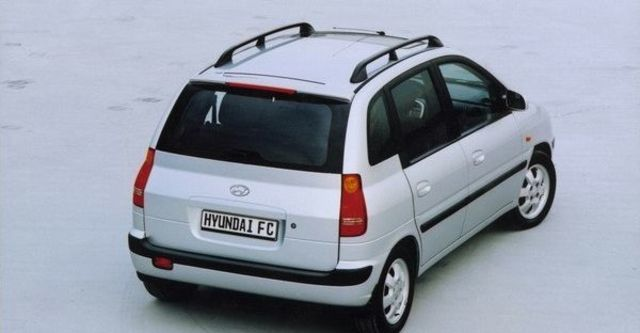 2008 Hyundai Matrix 1.6 GLD  第7張相片