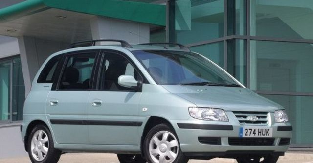 2008 Hyundai Matrix 1.8 GLS-S  第2張相片