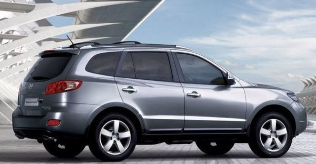 2008 Hyundai Santa Fe 2.7 雅致  第4張相片