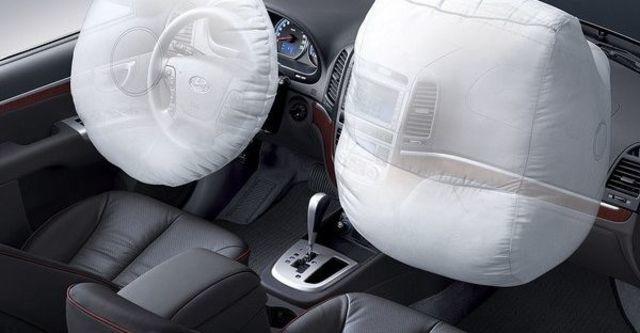 2008 Hyundai Santa Fe 2.7 雅致  第7張相片