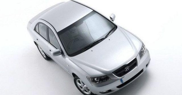 2008 Hyundai Sonata 2.0 DSL豪華版  第3張相片