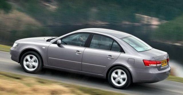 2008 Hyundai Sonata 2.0 DSL豪華版  第5張相片