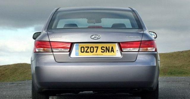 2008 Hyundai Sonata 2.0 DSL豪華版  第6張相片