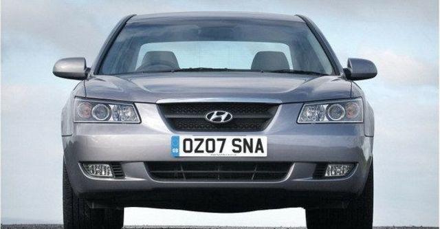 2008 Hyundai Sonata 2.0 DSL豪華版  第7張相片