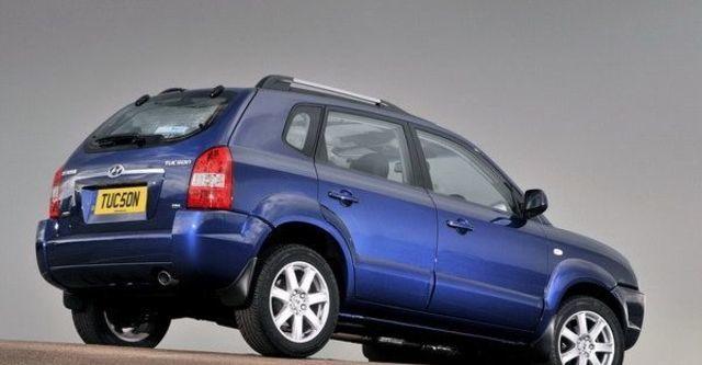2008 Hyundai Tucson 2.0 V-DX旗艦  第6張相片
