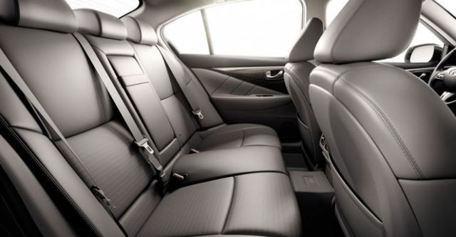 2015 Infiniti Q50 S Hybrid旗艦款  第4張相片