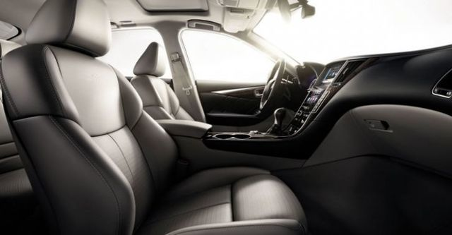 2015 Infiniti Q50 S Hybrid旗艦款  第9張相片